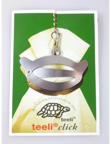 """Click para bolsa de té """"teeli"""""""