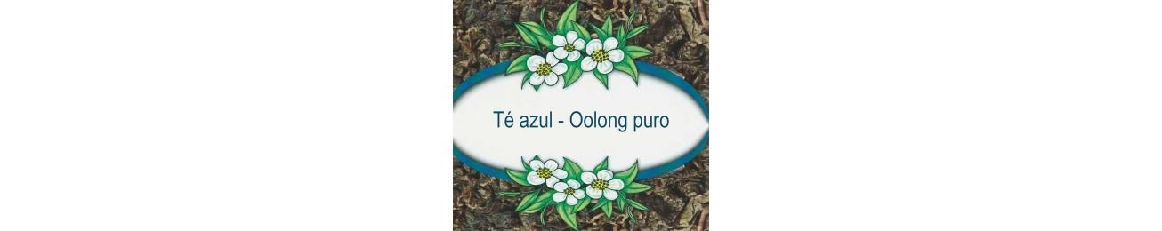 Blue Tea - Oolong